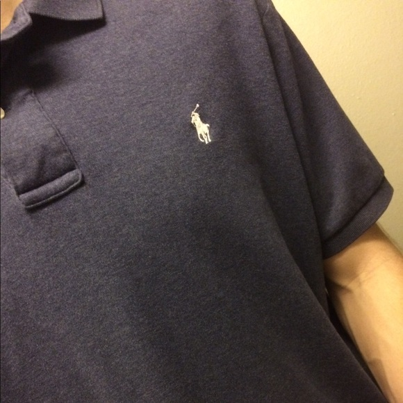 3c76c21d Polo by Ralph Lauren Shirts | Dark Grey | Poshmark
